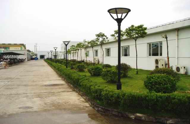 厂区绿化改造