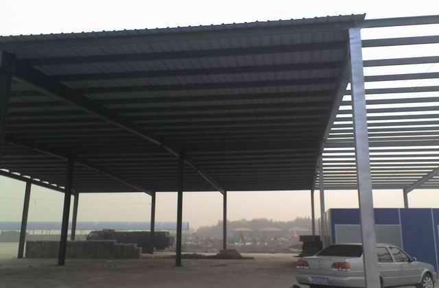 厂房附属设施改造