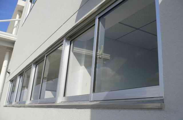 厂房门窗改造